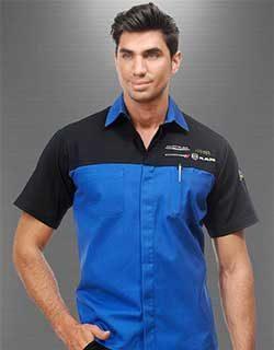 fb3fd4e6a0c Camisas para Uniformes Empresariales | Creaciones Red